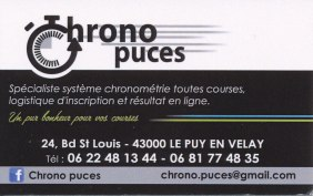 Chrono puces