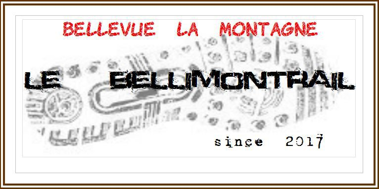 Bellimontrail le 26 avril 2020
